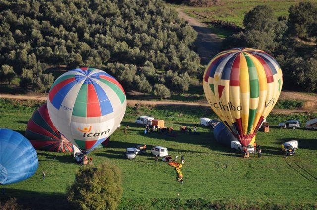 16 Balões Ar Quente Elvas Patrimonio Mundial 2012 1402