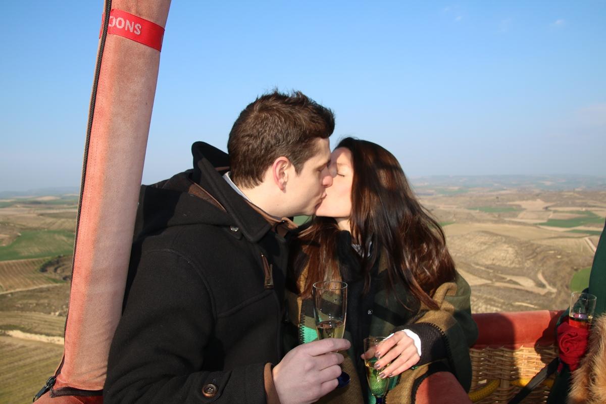 Boda en Globo en La Rioja