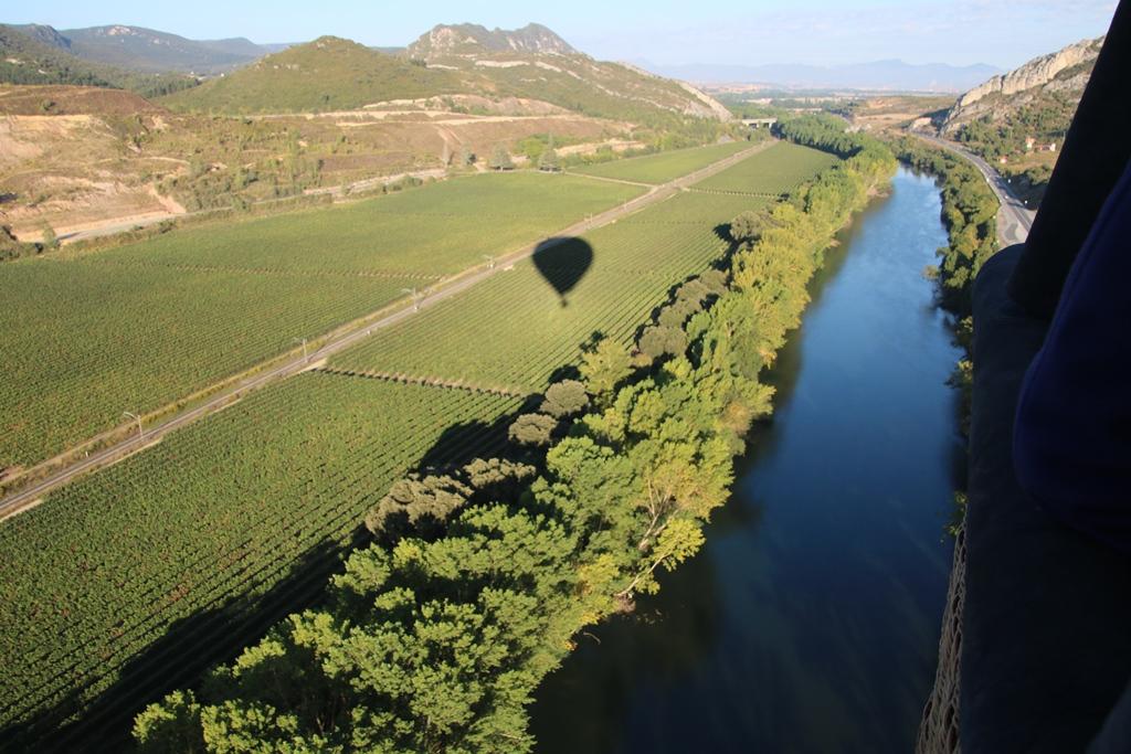 El Ebro y sus Viñedos