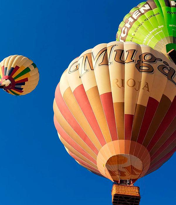 reserva vuelo en globo