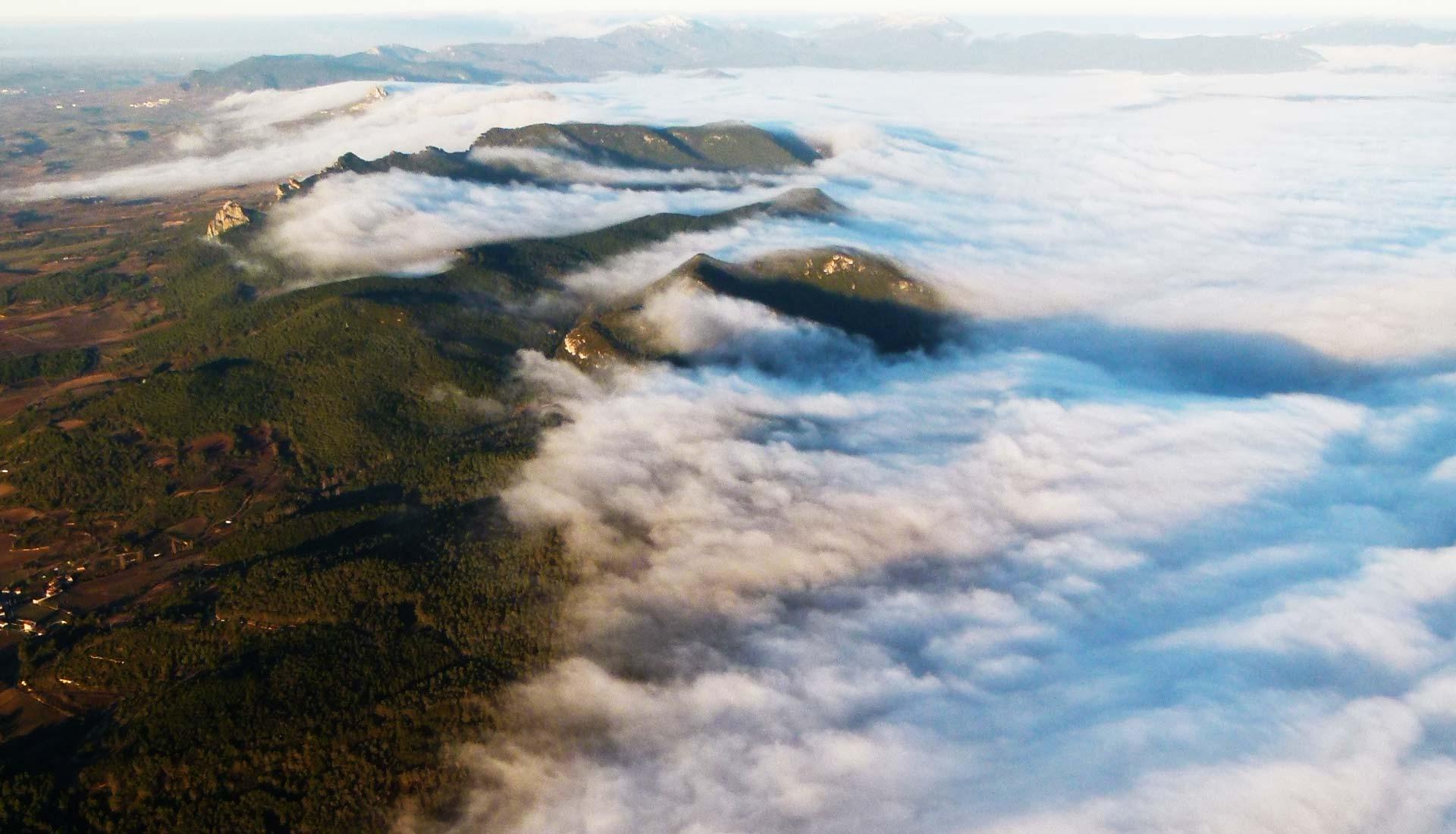 vuelo en globo arcoiris 55 min
